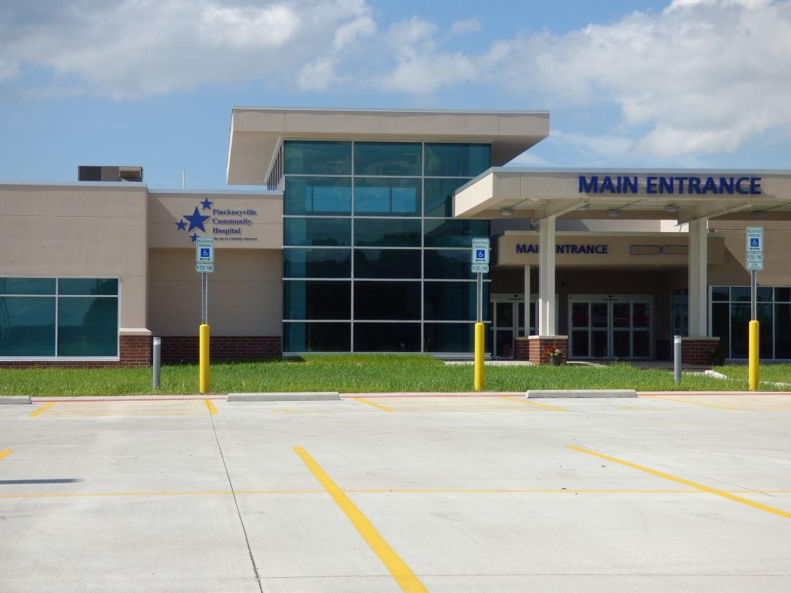 New Pinckneyville Hospital 2