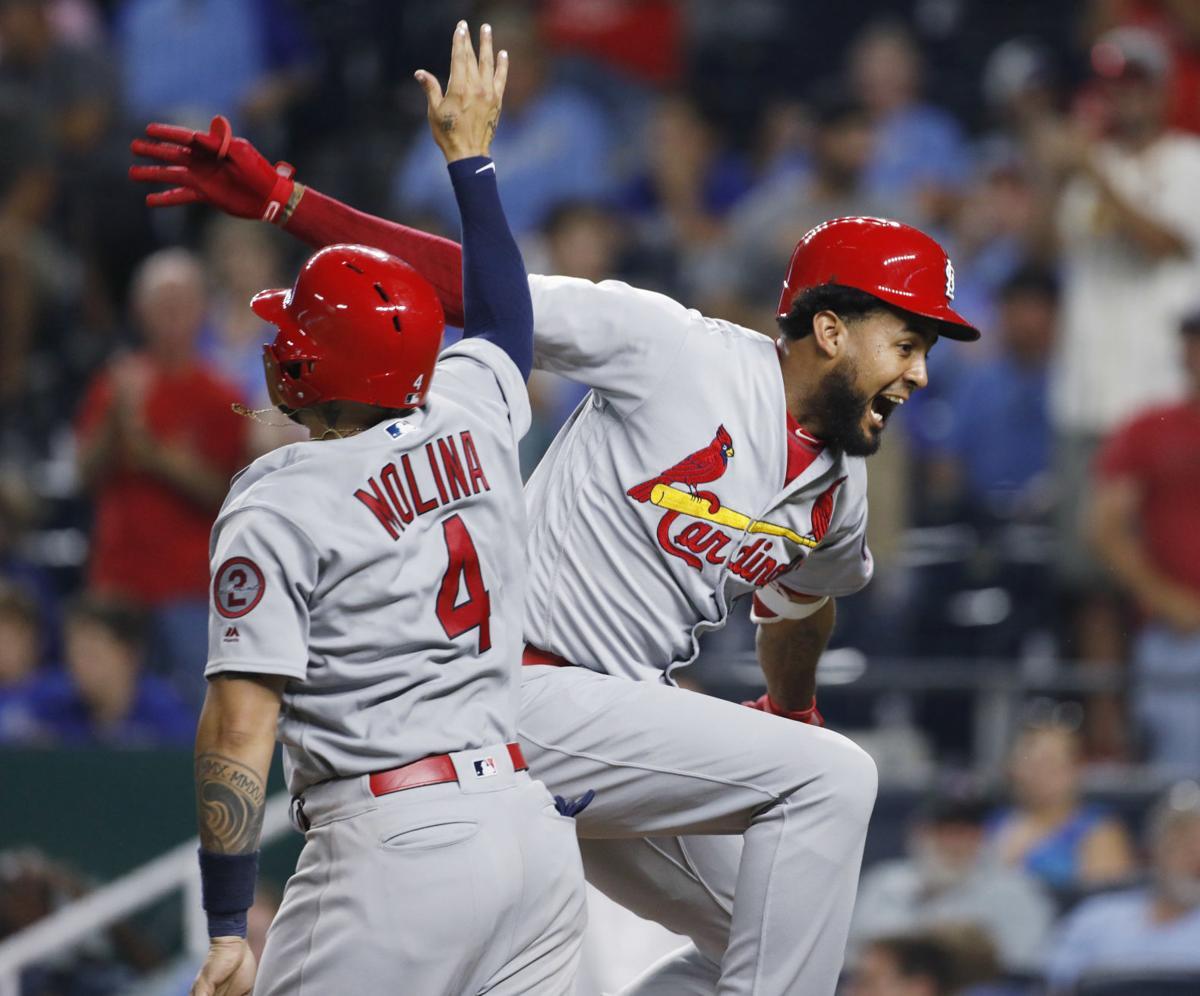 Cardinals Royals Baseball
