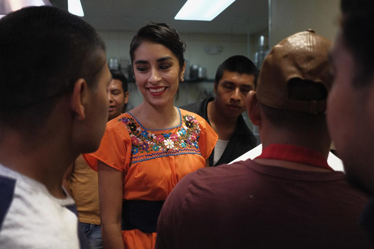 Laura Leal Wants To Share Her Culture At La Galeria Mexican Cuisine Creamery In Marion Local News Thesouthern Com