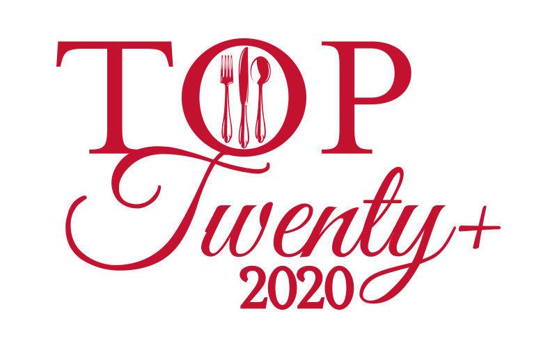 Top 20+ 2020 logo