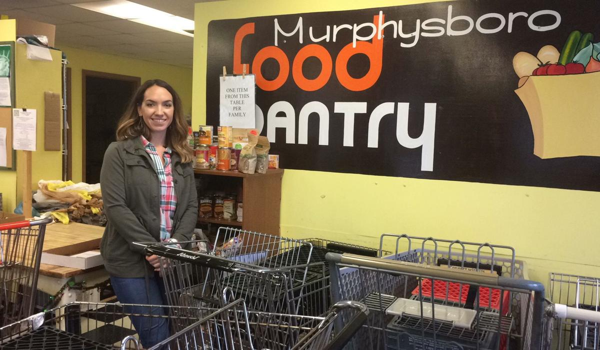 New director at Murphysboro Food Pantry