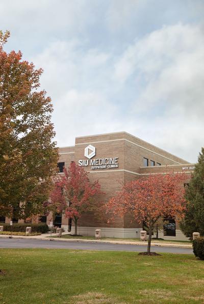 SIU Med building