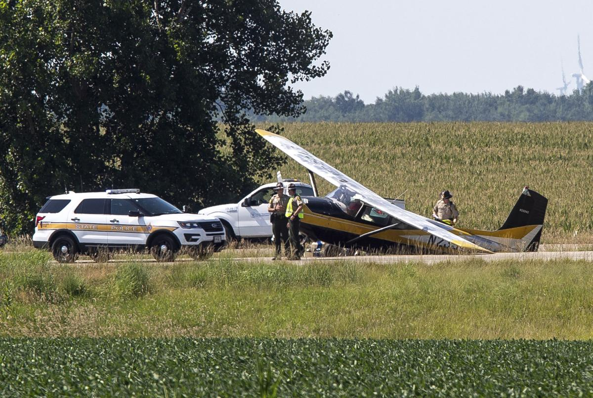 Emergency Landing Interstate