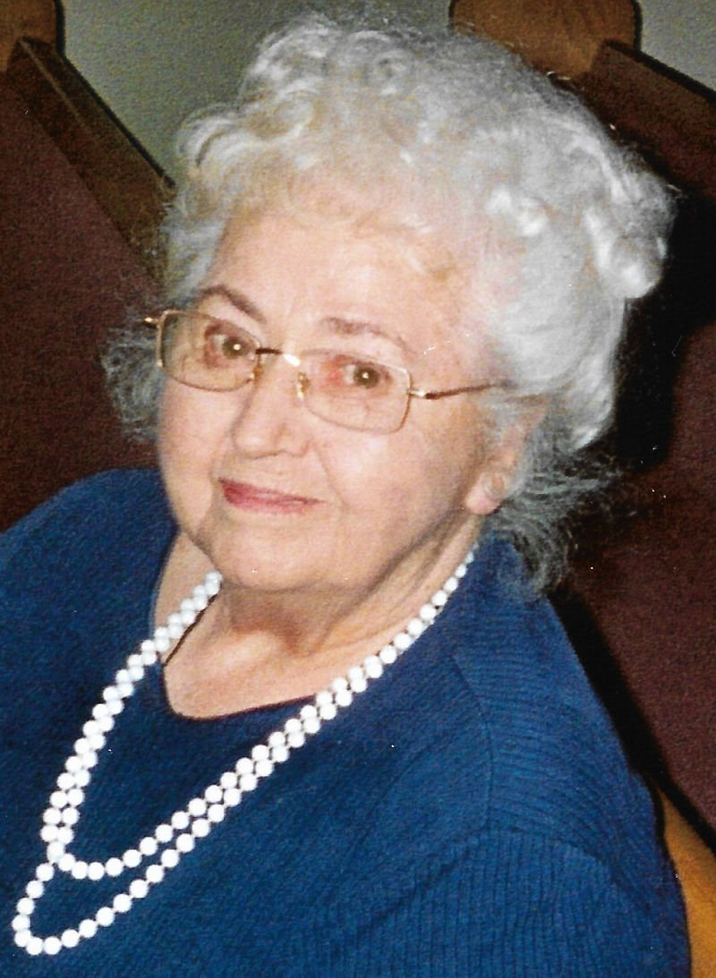 Bette Marian Hughes