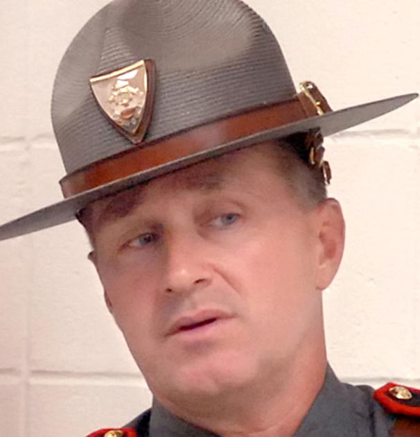 Previous Colonel Of The Rhode Island State Police