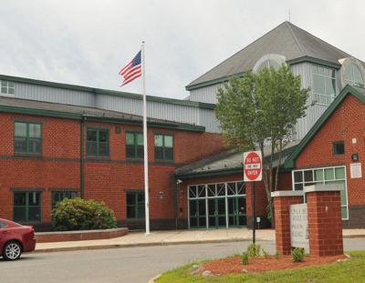 Brennan Middle School building file photo