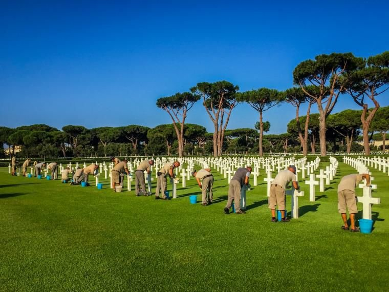 kirby italy_memorial_headstones