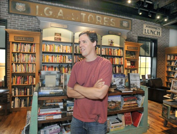 Kenney Jeff New Bookstore GN