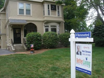 Foxboro home for sale