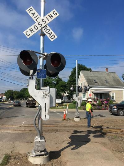 fox railroad crossing
