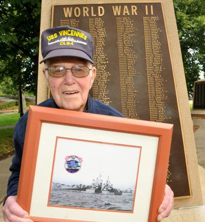 Eagleson, James WWII Vet