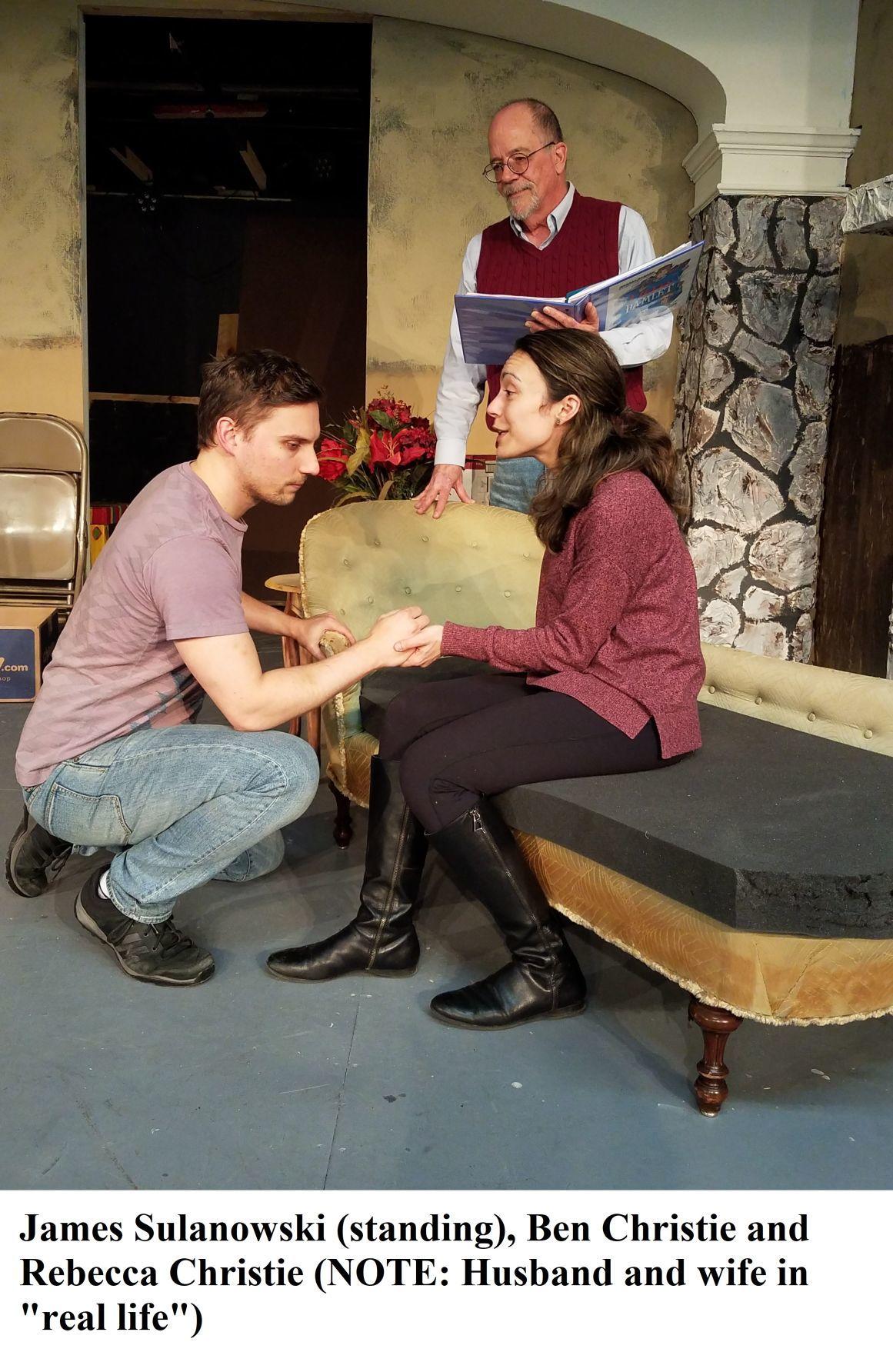 ACT 'I Hate Hamlet' 2