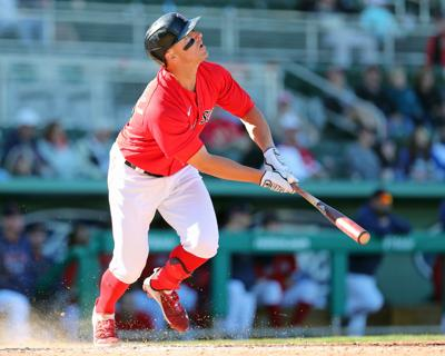 Andreoli Ready To Play Some Backyard Baseball With Sox Local Sports Thesunchronicle Com