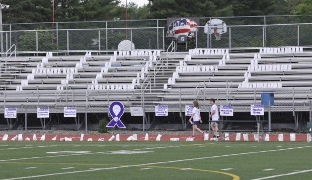 Mans Relay For Life 2015 GN