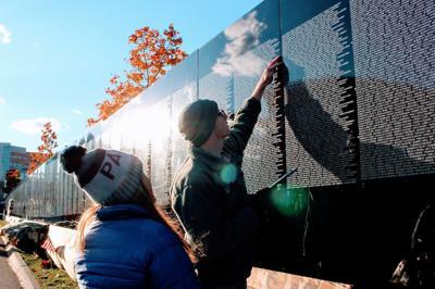 Foxboro moving wall