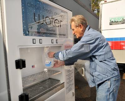 Norton Water Dispenser
