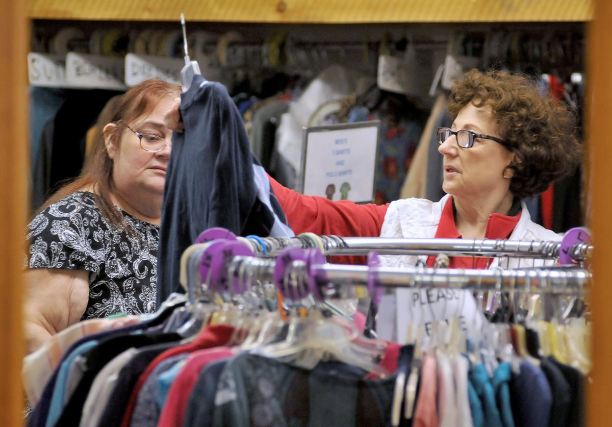 Clothing pantry finds new home in North Attleboro