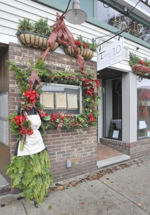 Table At 10 Wins Downtown North Attleboro Holiday Window