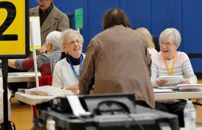 Plainville Election Day