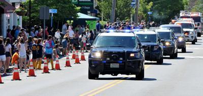 Foxboro Founders Day Parade