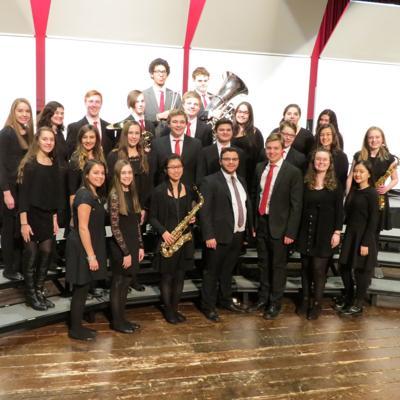 NAHS musicians