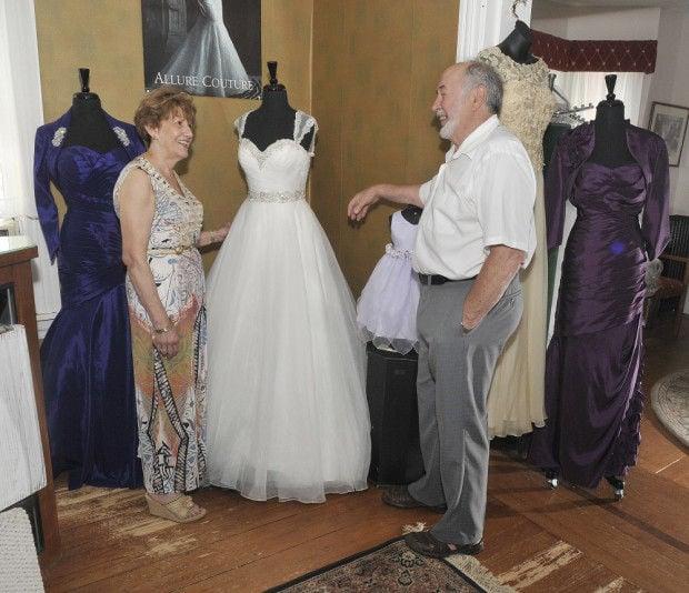 Wedding dresses in Attleboro