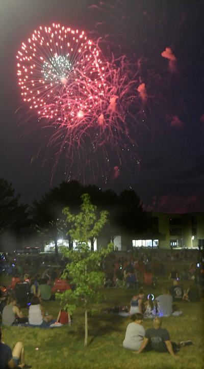 Capron Fireworks 7-3-18