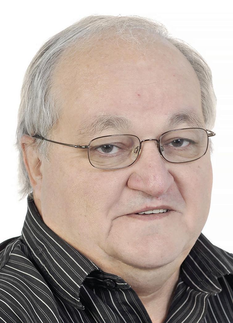 Gouveia, Bill column file photo