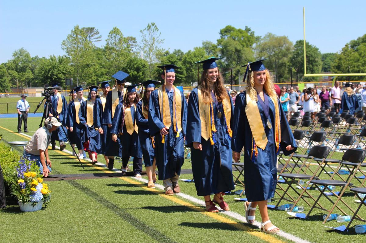 Foxboro HS Graduation 2021