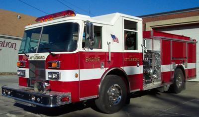 attleboro fire truck