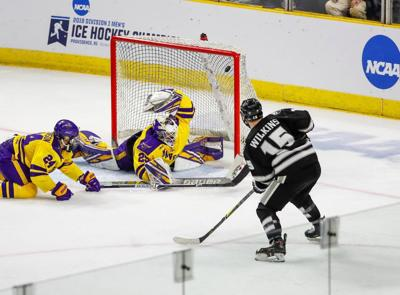 Local College Hockey Friars Are Frozen Four Bound Local Sports