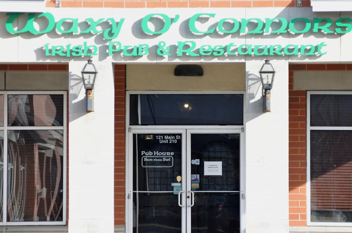 Waxy O'Connors Closed (copy)