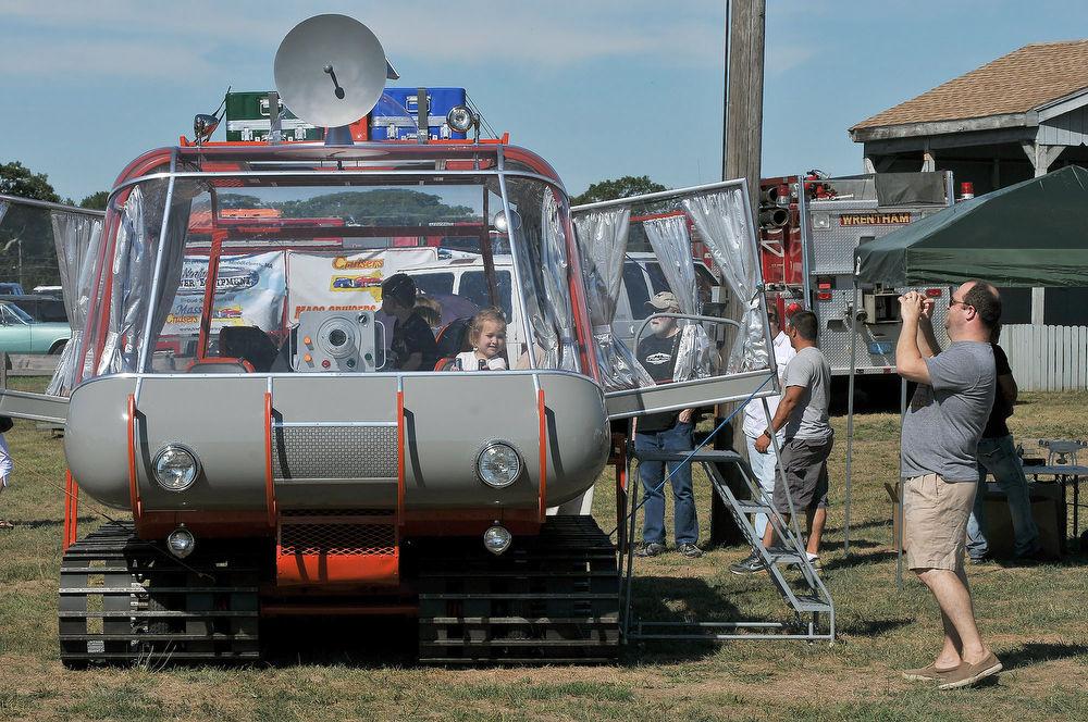 Mass Cruisers Antique and Classic Car Show, Wrentham, MA | Staff ...