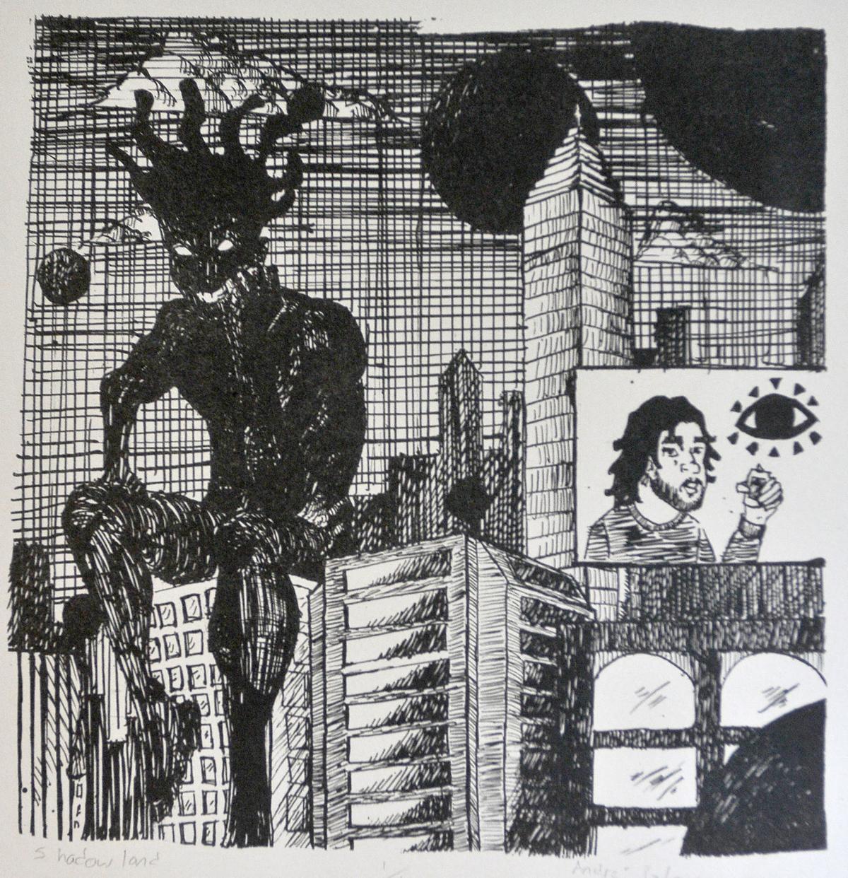 Glover, André Artist