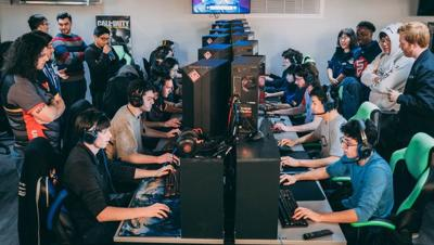 Helix eSports Gaming Center (copy)