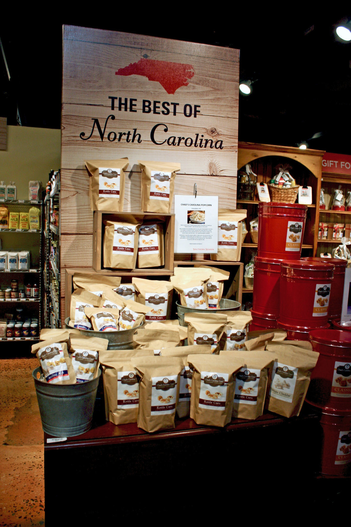 Get a taste of North Carolina in Chapel Hill | Stories