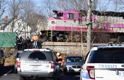 Authorities identify woman struck by train as Attleboro resident