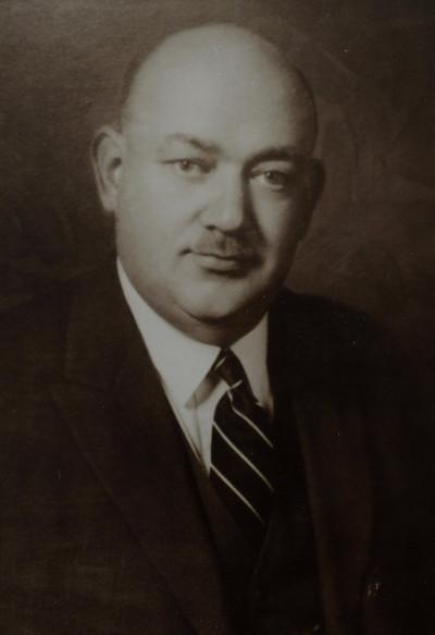 Attleboro Mayor H Winslow Brown