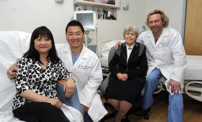 Sturdy Surgeons with Moms