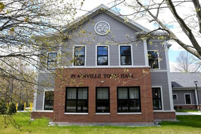 Plainville Town Hall