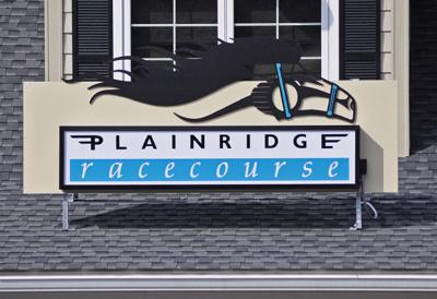 Plainridge Racecourse sign