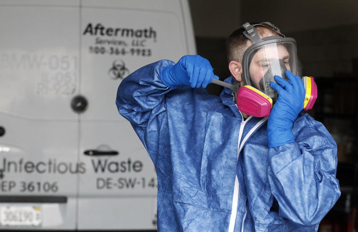 Aftermath Crime Scene Cleaning