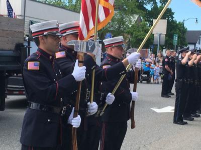 foxboro fire honor guard