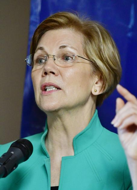 A year after 'she persisted,' Warren is still speaking out