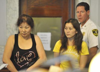 Asian massage parlor flushing ny