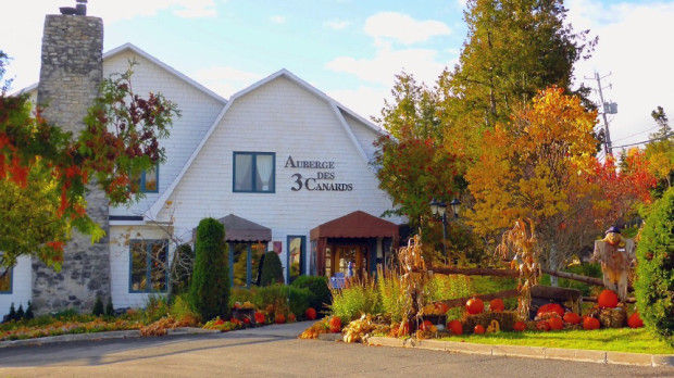 Scenic and savory: A visit to Quebec\'s Charlevoix region is a ...