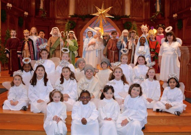 st mary sacred christmas play