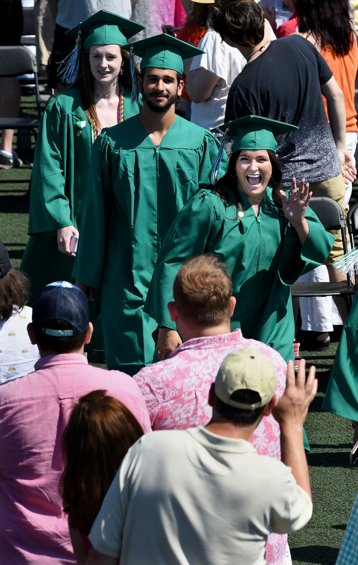 Mansfield HS Graduation 2021