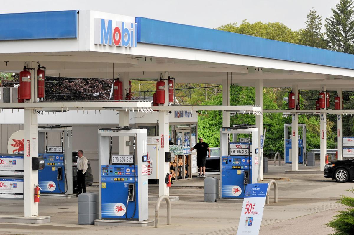 Mobil Gas Station SA