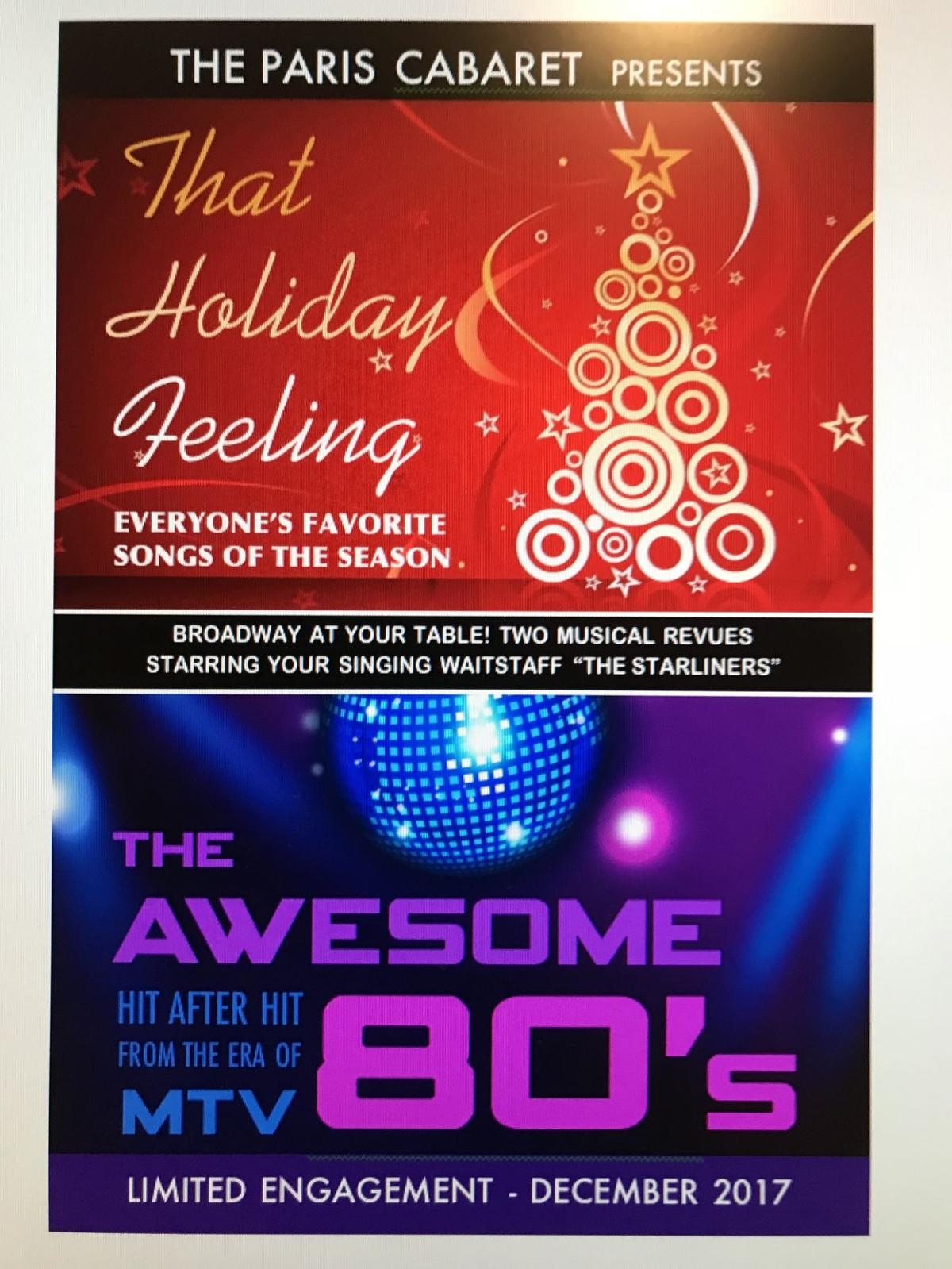 That Holiday Feeling and The Awesome Eighties
